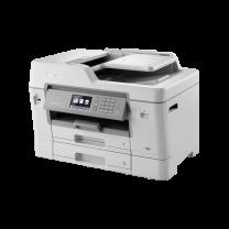 Tintenstrahldrucker der Marke Brother, Model MFCJ6935dw. Erhältlich bei Rucka.de aus Bremen